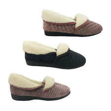 Grosby Mare 4 Womens Comfortable Indoor Slippers