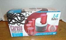 Caruso Professional Pro Set 14 Molecular Steam Hairsetter Rollers #C97956 MIOB