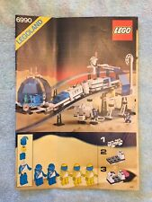 LEGO 6990 Monorail Transport System Futuron Space Monorail Instruction Manual