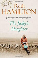 RUTH HAMILTON __ THE JUDGE'S DAUGHTER __ BRAND NEW __ FREEPOST UK