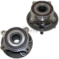 NEW FRONT LH & RH WHEEL BEARING & HUB ASSEMBLY FOR 11-16 LEXUS CT200H 4355047011