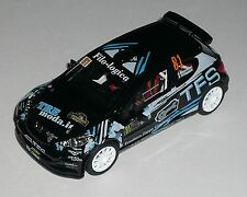 PEUGEOT 207 S2000 RONCORONI MONZA RALLY SHOW 2015 DECALS 1/43