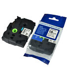1 Pack TZ 241 TZe241 Black on White Label Tape 3/4'' for Brother P-touch PT2030
