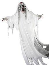 Ghost Bride Hanging Prop 12ft, White, Forum Novelties, Halloween