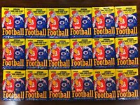 1988 Topps Football WAX ~ EIGHTEEN (18) Packs!!! Possible BO JACKSON RC