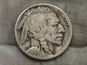 1916-s Buffalo Nickel. #94