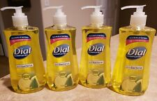 """New Sealed 4-Pack Dial Complete Liquid Soap,Lemon & Sage,11 FL oz each"""