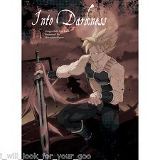 Dragon Ball yaoi Doujinshi Goku X Vegeta (B5 28pages) Into Darkness #2 Herumon