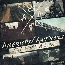 Oh, What A Life - American Authors CD ISLAND