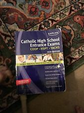 Kaplan Test Prep: Kaplan Catholic High School Entrance Exams : Coop - Hspt -...
