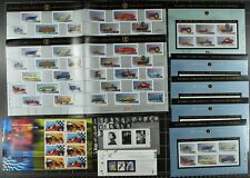 Weeda Canada VF mint NH Lot of Souvenir Sheets FV $100.70 Face Value up to $1.70