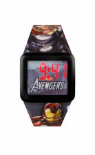 Disney Silicone/Rubber Band Digital Wristwatches