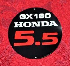 5.5Hp Gx160 Honda Engine Decal Hf Predator Snowblower Hs624 Water pump Pressure