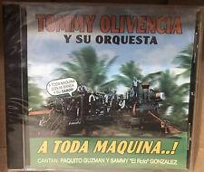 FANIA Mega RARE Tommy Olivencia A Toda Maquina Paquito Guzman Sammy Gonzalez