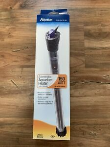 Aqueon 150W Aquarium Submersible Heater up to 55 gal. All Water Types