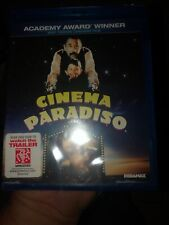 Cinema Paradiso Blu-ray Disc 2011 Cult Classic Foreign Film Italian Italy New