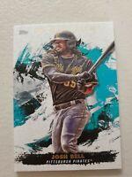 Josh Bell 2021 Topps Inception Baseball Card #42  Pittsburgh Pirates