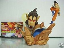 Bandai Dragon ball Z Imagination Gashapon Figure Part 5 Goku Gokou vs Vegeta Ape