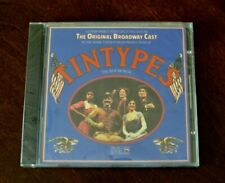 Tintypes: The Original Broadway Cast (CD, 1981, DRG Records) NEW