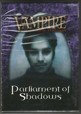 Sealed Unopened Preconstructed Deck Parliament of Shadows Black Chantry VTES
