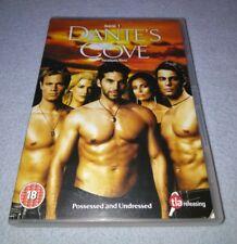 DANTE'S COVE complete Season 2 *RARE oop *GAY FILM *HORROR *VAMPIRE