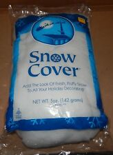 Christmas Snow Cover Lg Bag For Village Scenes Table Tops Arts & Crafts 151R