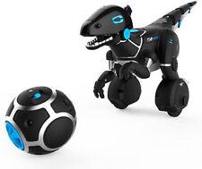 New WowWee MiPosaur The Future of Prehistoric Robot Dinosaur & Trackball