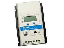 MPPT Solar Regulator/Controller 30A 12V/24V - LCD Display
