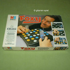 Foxy Trickreiches Strategiespiel MB ab 6 J. von Alex Randolph ©1977 Rar 1A Top!