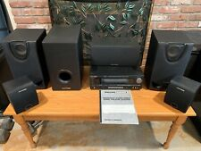 PHILIPS MX920AHT Surround Audio/video Home Theater 6 Speakers -  Working