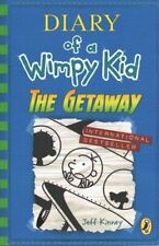 Diary of a Wimpy Kid: The Getaway (Book 12) by Jeff Kinney 9780141385259