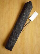 Diseñador Paul Smith Corbata Seda Cuadros de colección de la línea principal británico RRP £ 95 BNWT Nova
