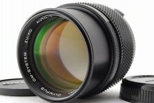 【AB- Exc】 Olympus OM-SYSTEM ZUIKO AUTO-T 100mm f/2 MF Lens From JAPAN R2986