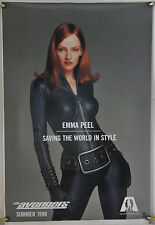 THE AVENGERS DS ROLLED ADV ORIG 1SH MOVIE POSTER UMA THURMAN EMMA PEEL (1998)