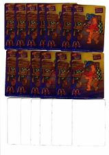 1X 1999 WINNIE The POOH Mcdonalds PROMO SAMPLE PROTOTYPE Bulk Lot available