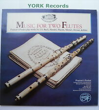 SAR 11 - PRESTON'S POCKET - Music For Two Flutes - Excellent Condition LP Record