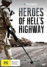 Heroes Of Hell's Highway (DVD, 2013)-REGION 4-Brand new-Free postage