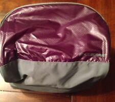 Sea To Summit Toiletry Ball Cell Large Purple/ Gray Cordura Brand Fabric