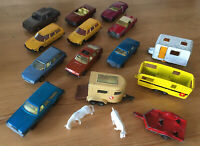 Job Lot Of Vintage Toy Car Matchbox Superfast Collection Bundle tow vehicles X14