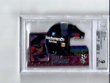 1997 Press Pass VIP Head Gear Die Cut HG1 Dale Earnhardt Beckett Graded 9 Mint