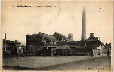 CPA BULLY GRENAY Fosse No. 1 (414515)