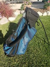 New listing NICE PING HOOFER 2 GOLF STAND BAG