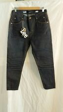 BNWT LEE Loose Betty Lxx dark blue wash jeans size 10