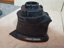 BLACK & DECKER QUATTRO  KC2000 SPARE SANDER UNIT