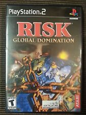 cheat codes ps2 risk global domination