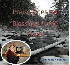 "Gospel Music CD ""Praise Goes Up Blessings Come Down"" by:  Millie Hamilton"