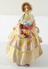 """Vintage Royal Doulton """"Irene"""" Figurine 7"""" HN 1621 ^ Retired"""
