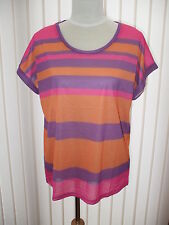 Striped Scoop Neck Other Women's Tops