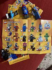 LEGO Minifugure Serie 18 Completa