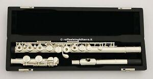 Pearl flauto traverso do PF765RE Quantz Argentato